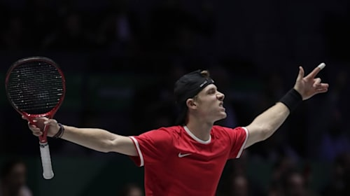Canada make history with Davis Cup victory over Russia