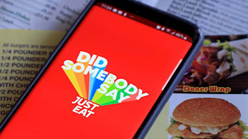 Just Eat Takeaway 'confident' £6bn merger will be cleared by watchdog