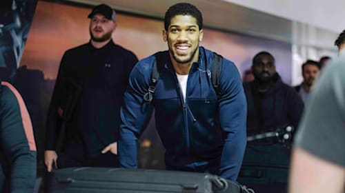 Amateur lessons still serving Joshua well ahead of Ruiz rematch