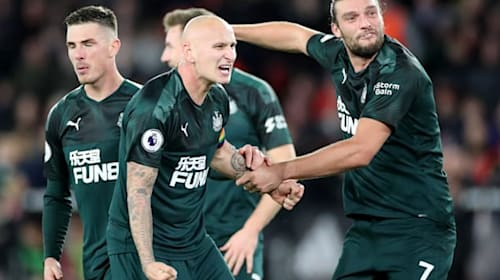 Shelvey pounces as Sheffield United stutter to defeat
