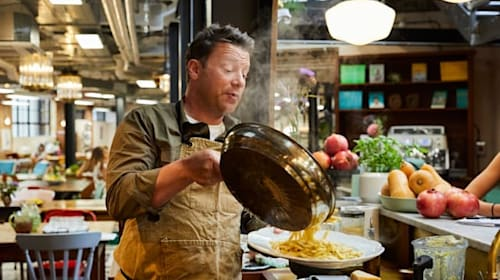 Jamie Oliver to focus business empire on creating anti-obesity legacy