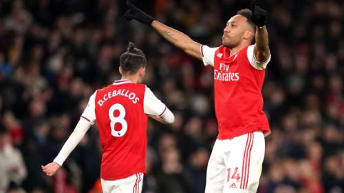 Arsenal must match Pierre-Emerick Aubameyang's ambition – Mikel Arteta