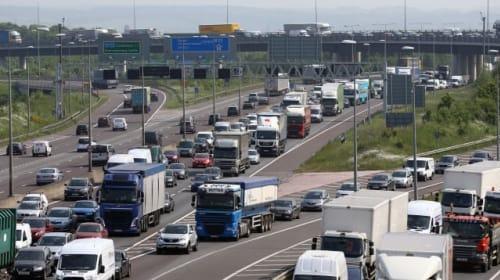 Drivers warned over delays as summer getaway begins