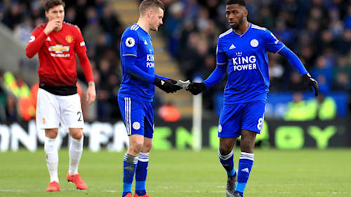 Rodgers highlights Iheanacho's importance to Leicester