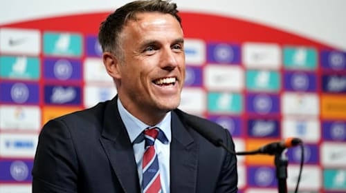 Neville wants blend of youth and experience to start winning big games