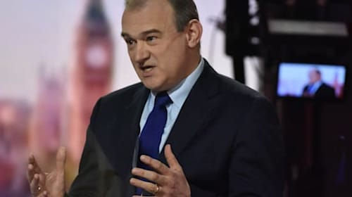 Lib Dems are 'very pro-European' but 'not a rejoin party' – Sir Ed Davey