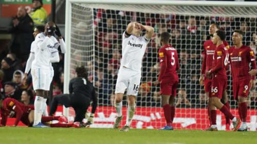 Mark Noble blames individual errors for West Ham's relegation battle
