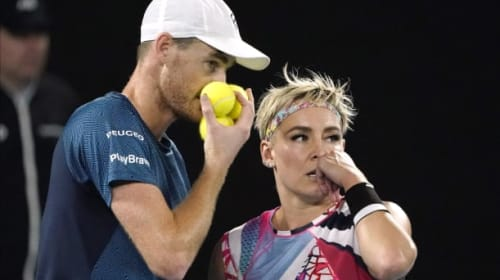 Murray denied eighth grand slam title with mixed doubles final defeat