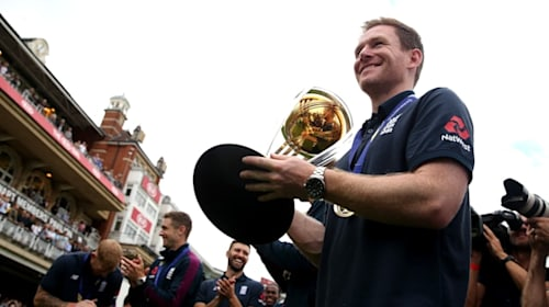 England captain Eoin Morgan thinks behind-closed-doors games would boost nation