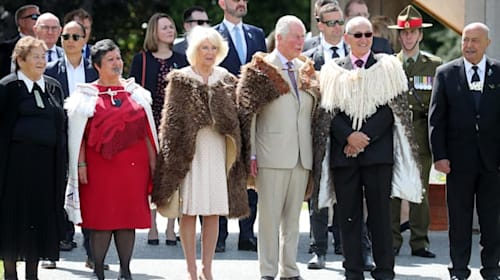 Charles, Camilla meet Christchurch massacre bereaved