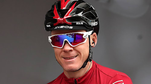Froome ready to take second chance after recovery from career-threatening crash