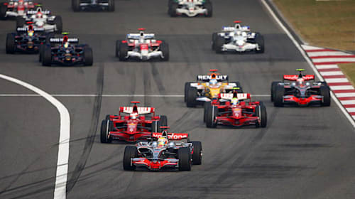 F1 considering date change for under-threat Chinese GP