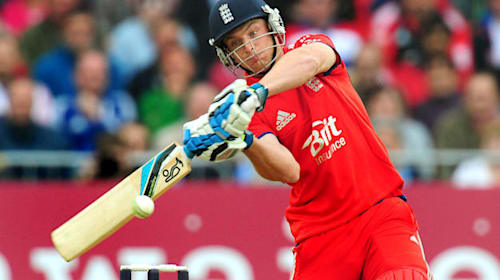Jos Buttler: I felt anxious and out of place at start of international career