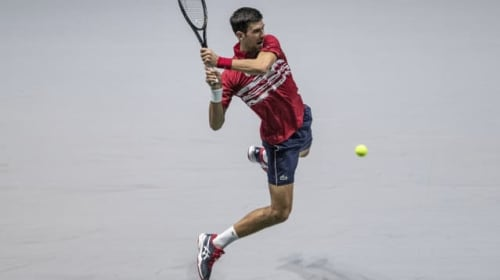 Novak Djokovic and Serbia knocked out of Davis Cup
