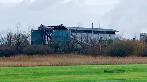 'Multiple casualties' at warehouse explosion, fire service confirm