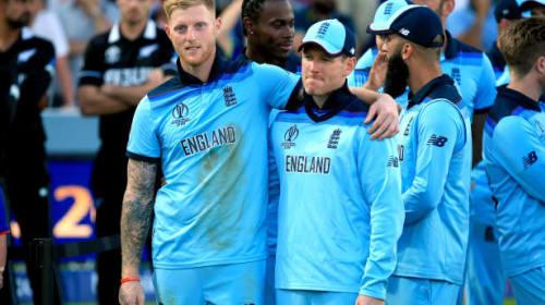 Eoin Morgan says 'We had Allah with us' as captain praises England's diversity