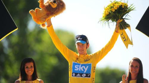 A look back to when Wiggins broke Britain's Tour de France duck