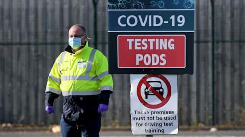 How prevalent is coronavirus around the UK?