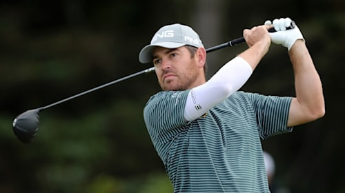Oosthuizen battles through the pain of kidney stones to lead the way in Sun City