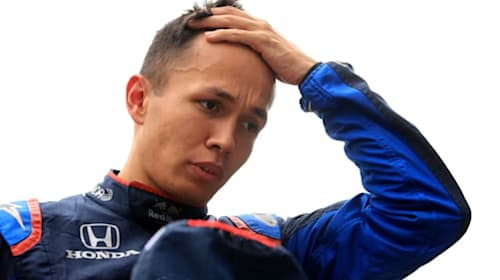'It hurts' – Alexander Albon reflects on being dropped by Red Bull
