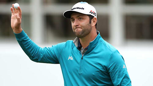 Jon Rahm wins Race to Dubai with victory at DP World Tour Championship
