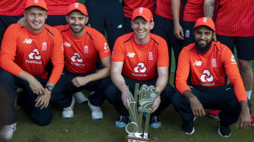 There is no limit to what this England team can do – Morgan