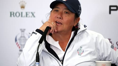 Pat Hurst named USA captain for 2021 Solheim Cup