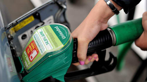 Supermarkets cut fuel prices for second time in three weeks