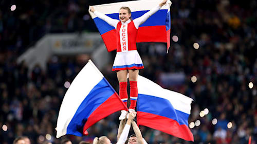 Russia out in the cold after doping ban