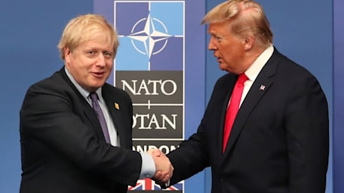 Johnson's Brexit would shrink economy even after Trump trade deal – academics