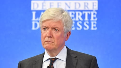 Lord Hall 'resents' claims BBC not honouring deal in row over TV licences