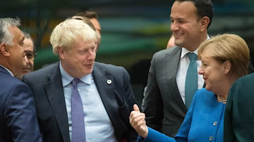 PM rebuffed again in bid to speak with Merkel and Macron over EU negotiations