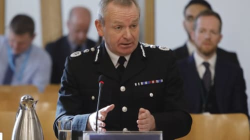 Police issue 140 fixed-penalty notices to people flouting lockdown rules