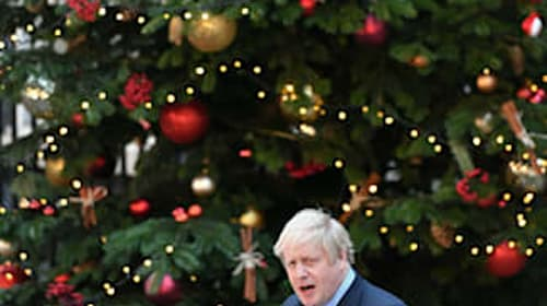 What will the first weeks of a Boris Johnson majority Government look like?