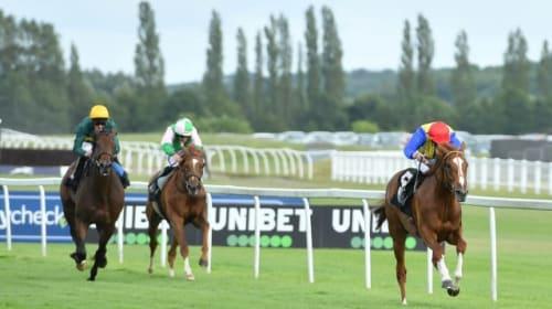 Newbury Racecourse sales rise despite impact of equine flu outbreak
