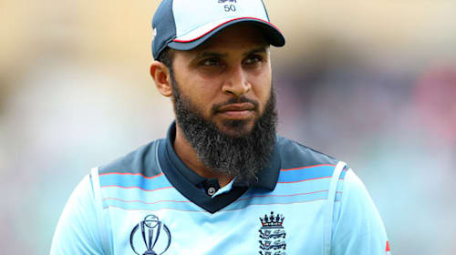 Adil Rashid signs white-ball contract at Yorkshire for 2020 season