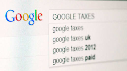 Google pays £44m in UK corporation tax and hands £1bn to staff, accounts show