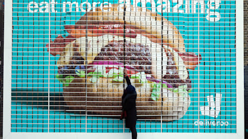 Deliveroo launches food-buying service for restaurants amid rapid expansion