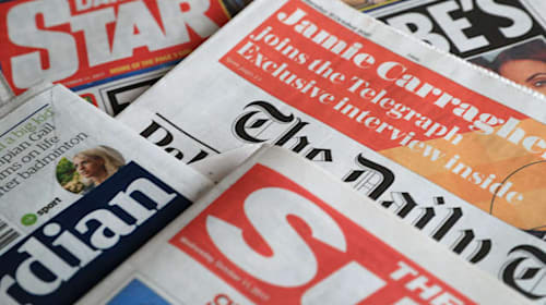 What the papers say – January 27