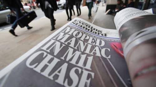 Evening Standard to slash third of jobs after virus hits advertising