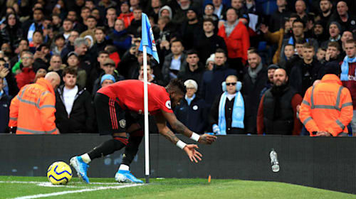 FA to investigate allegations of racist abuse in Manchester derby