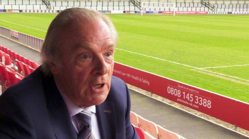 PFA chief Gordon Taylor angry at Matt Hancock comments