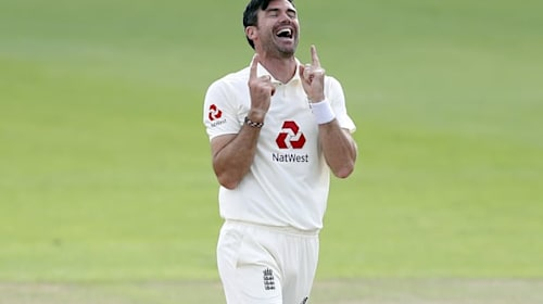 England paceman James Anderson still finding ways to get better