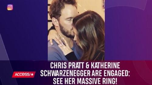クリス・プラットがシュワちゃんの娘との婚約をSNSでファンに報告!