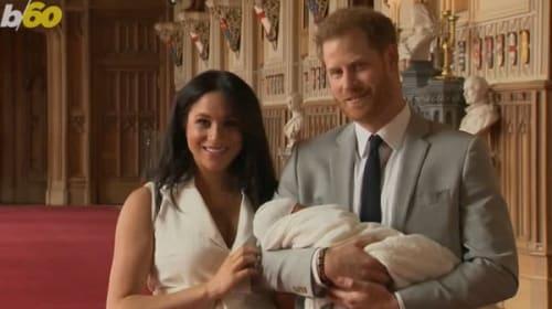 「アーチー君はメーガン妃そっくり」との声に対するヘンリー王子のユーモアあふれる反応とは?