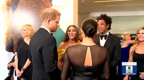 ヘンリー王子、ジェイ・Z&ビヨンセ夫妻にアーチー君の目を見張る程の成長ぶりを明かす
