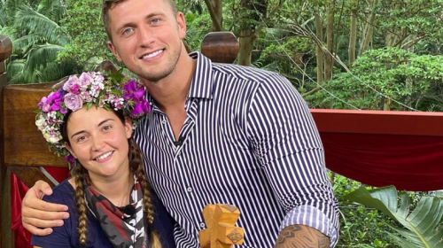 'I'm a Celeb' winner Jacqueline Jossa refuses all interviews as she's reunited with Dan Osborne after cheating claims