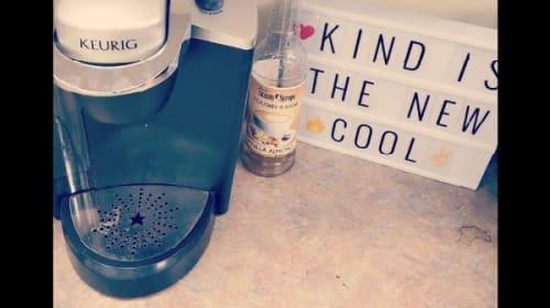 朝にコーヒーを飲む先生に対する、小学生のかわいい誤解が話題に