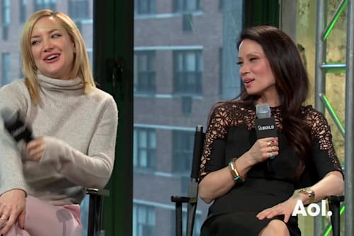 Lucy Liu Opens Up About Her Nontraditional Family And The Best Advice Her Mother Gave Her Aol Entertainment