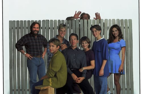 Remember Heidi from 'Home Improvement'? She looks hotter